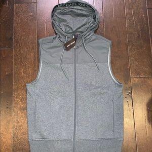 Michael Kors zippered vest